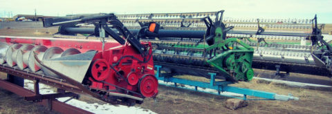 Leader in Harvester Header and Auger Rebuilding