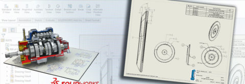 Solidworks 3D Modeling and Shop Drawings